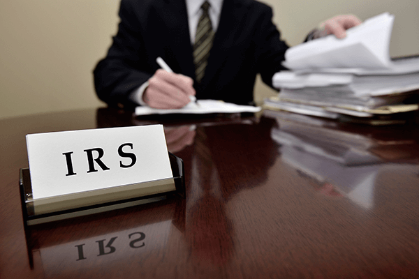 Your IRS file